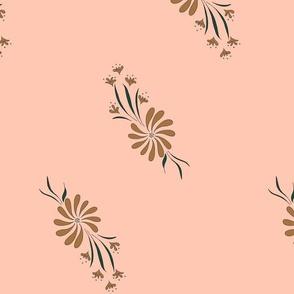 Vintage Inspired Floral