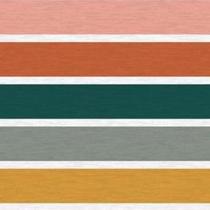 """Dusty Jewel Vintage Stripe (B) - 1"""""""