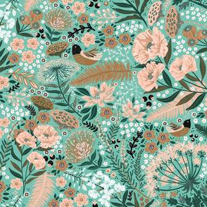 Botanical Blush