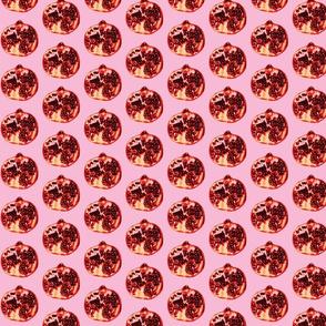Pomegranates 2 rosa