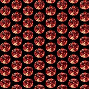 Pomegranates 2 black