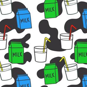 More Milk!