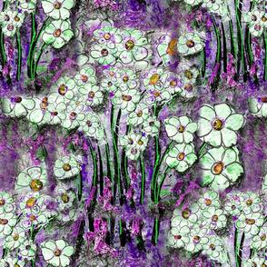 Debbies Flowers Purple