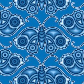 Indigo Butterflies
