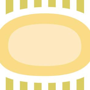 melon stripe canteloupe