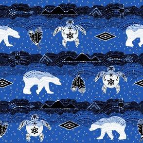 Totems - Blue ©️GargoyleSentry