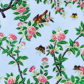 Chinoiserie Blue - large