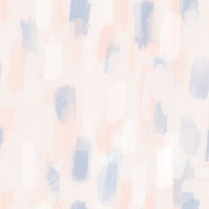 Pastel confetti - blush and light blue