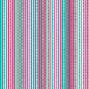 Stripes - Bubblegum