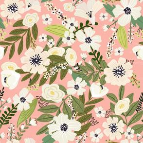 """16"""" Soft Garden - Pink"""
