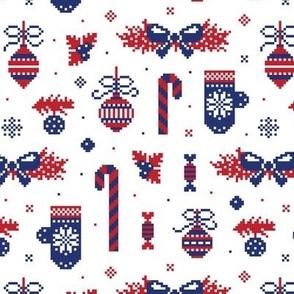Cornflowers Monochrome
