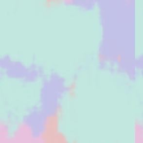 pastel splatter