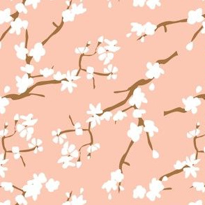 Blooming apple branches | Rosé