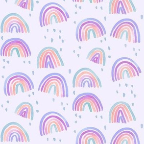 rainbows periwinkle