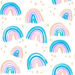 rainbows azure