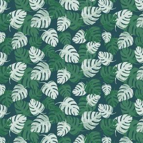 Jungle--Lush--Spoonflower