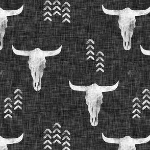 desert skulls - boho - southwest cow skull - OG - LAD19