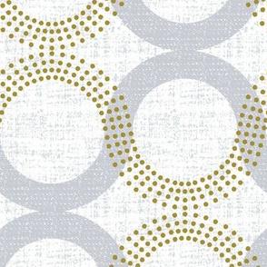looped-mcm geo-linen texture