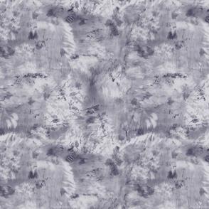 Eclipse Blue Abstract Batik
