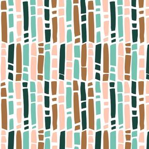 Sketched Stripes