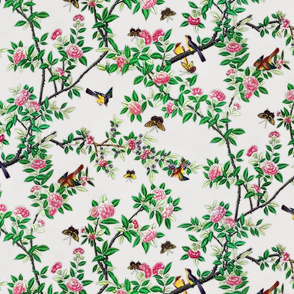 Chinoiserie Ivory - small