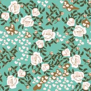 garden roses Fa