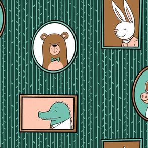 Animal Portraits Hall of Fame