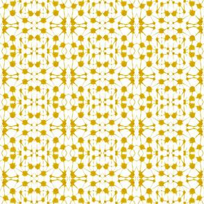 watercolor shibori mustard small scale