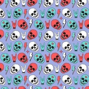 Skull - Lilac
