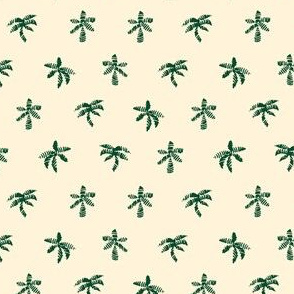 Sketched Palms