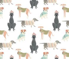 Warm doggies