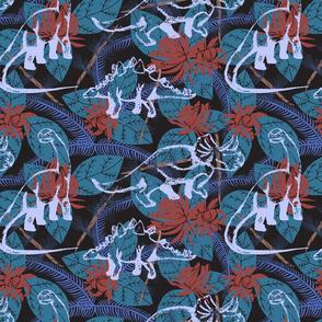 Hawaiian Dinos-dark