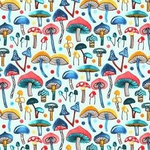Alice's Mushrooms (Small Version)