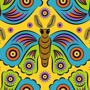 Imaginary Moth