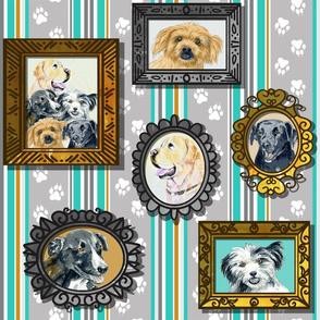 Dog Family Portraits
