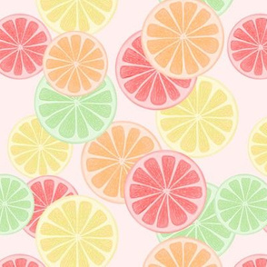 Citrus summer love
