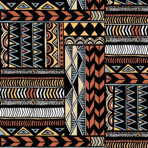 African Tribal Savanna