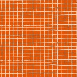 Picnic Blanket in Orange