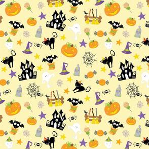 Halloween Yellow