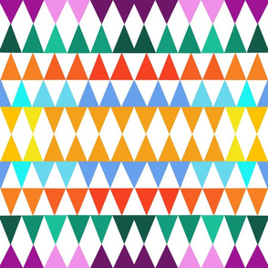 Triangles of Color -ed