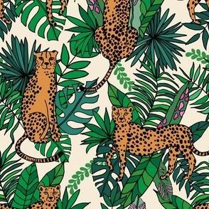 Cheetah Jungle