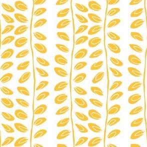 Seaweed Stems - Yellow