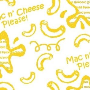 Mac n' Cheese Please!