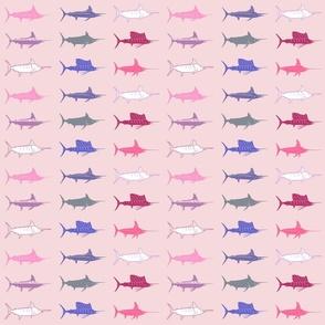 Pink Billfish Slam