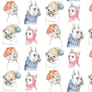 Dog_portraits