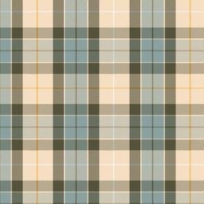 "Fraser hunting tartan, 6"", custom colors #1"