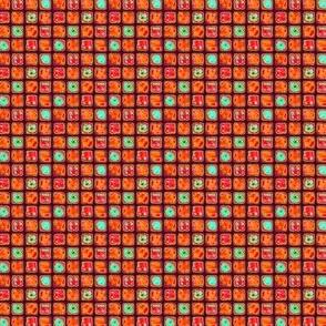 Mini Prints: Lava Squares