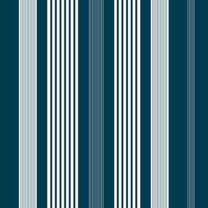 Classic Stripe Navy Blue