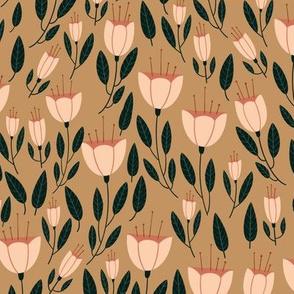 Tulip Floral - Dijon