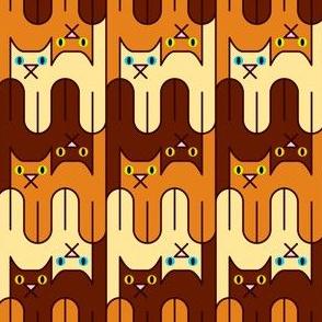 09024666 : mu mew cat arch stripe
